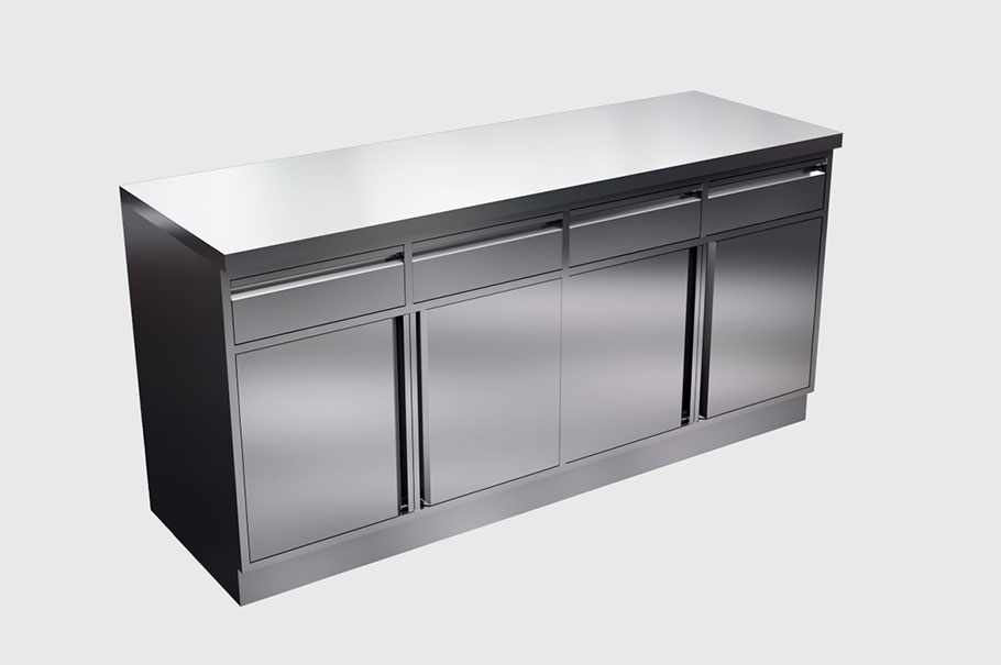SFD-882B  Working Table With   Steel Surface